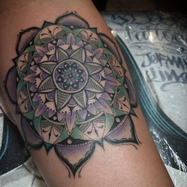 mandala tattoo meaning
