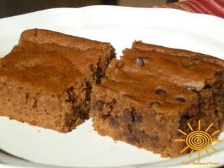 pumpkin almond butter brownies, 2 ways. SCD-friendly, grain and dairy free.