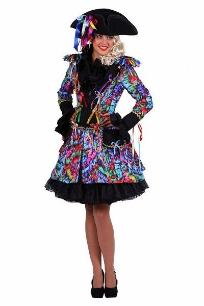 78ff599546dae2 Carnavals jas dames