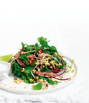Shredded-Duck Salad recipe | Food | In Season | MiNDFOOD