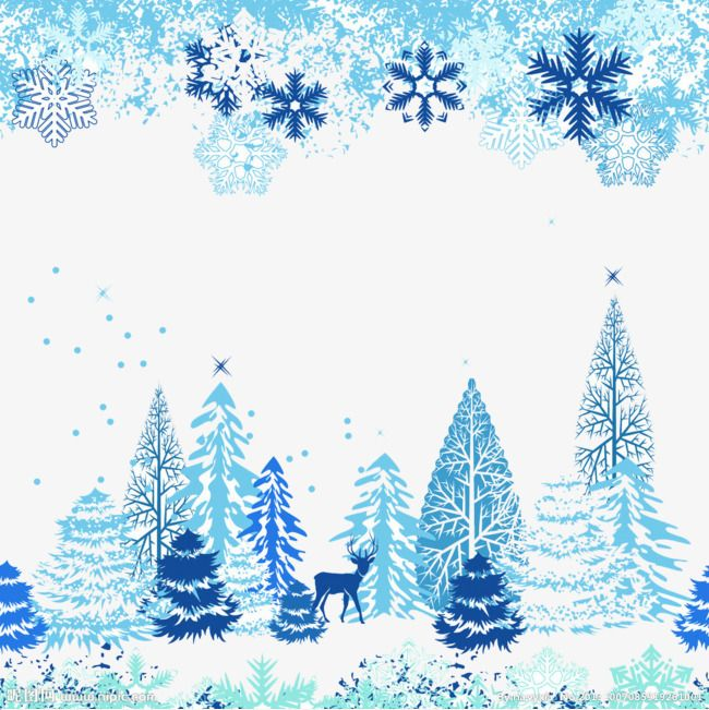 Blue Christmas Tree Snowflake Pine Blue Christmas Tree Blue Clipart Christmas Clipart Tree Clipart Blue Cl Clip Art Borders Free Vector Art Christmas Placemats