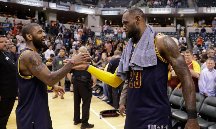 Report | Kyrie Irving may push for trade if LeBron leaves Cavs = Parlay the 2017 draft buzz with free agency havoc, and the NBA community has to love all the recent rumblings. As dominoes fall and more moves materialize, another eye-popping report surfaced on Tuesday when.....