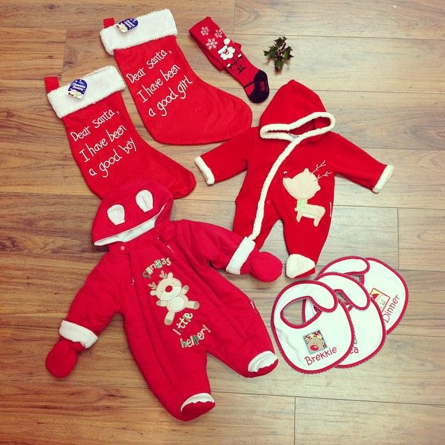 Perfect for any baby's Christmas!