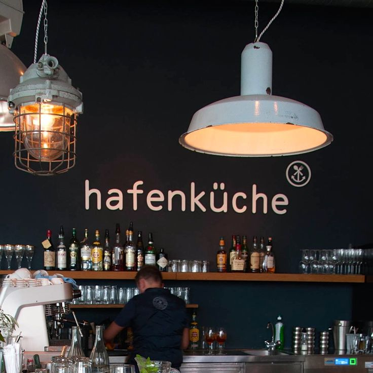 Restaurant Hafenküche in der  Rummelsburger Bucht direkt an der Spree | creme berlin