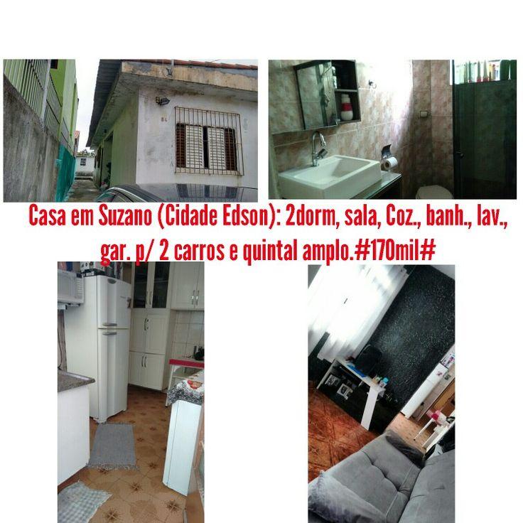 Vendo casa em Suzano/SP Contato: 96077-3273