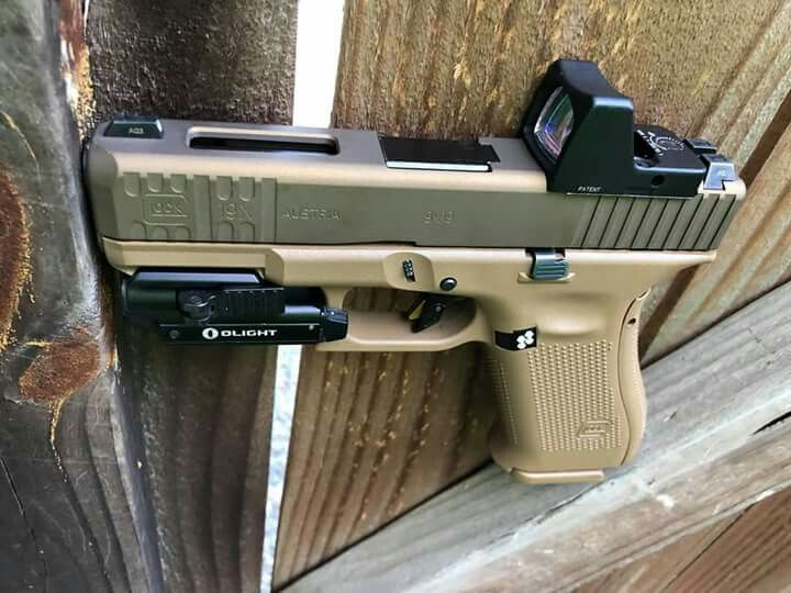 A PROJECT THAT STARTED WITH A GLOCK 19X | Glock | Guns, Hand guns