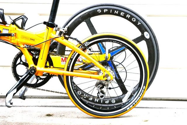 Cool Sport Racing Bikes By Chavi Sharma: RunTri: A Competitive Edge: Dahon Speed TT Pro Folding