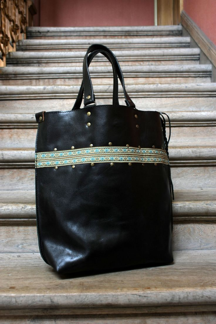 Women's Handbag, Leather handbag, Handbag, Hand Made bag, Totes, Shoulder Bag by clothesNavaho on Etsy