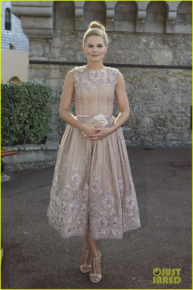 Jennifer Morrison  Bellamy Young Get Glam for the Monte Carlo TV Festival Closing Ceremony!