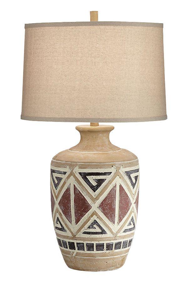 Ames Southwest Table Lamp Vintage Industrial Lighting Lamp Vintage Lighting