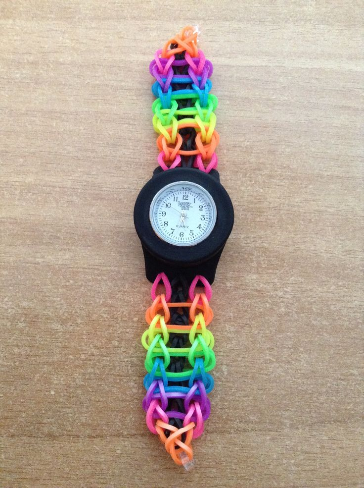 55 best loomey time watches for rainbow loom bracelets