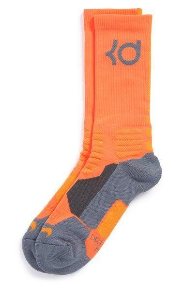Boy's Nike 'KD Hyper Elite' Basketball Socks