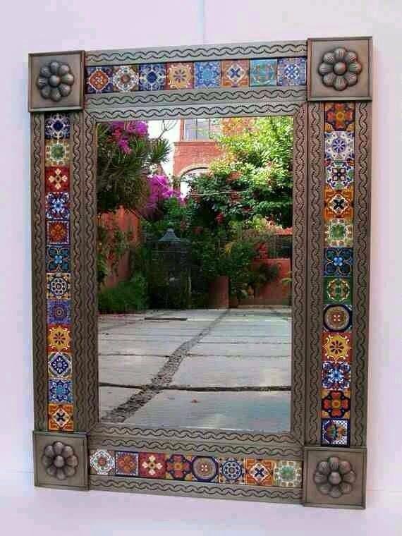 Mirror frame