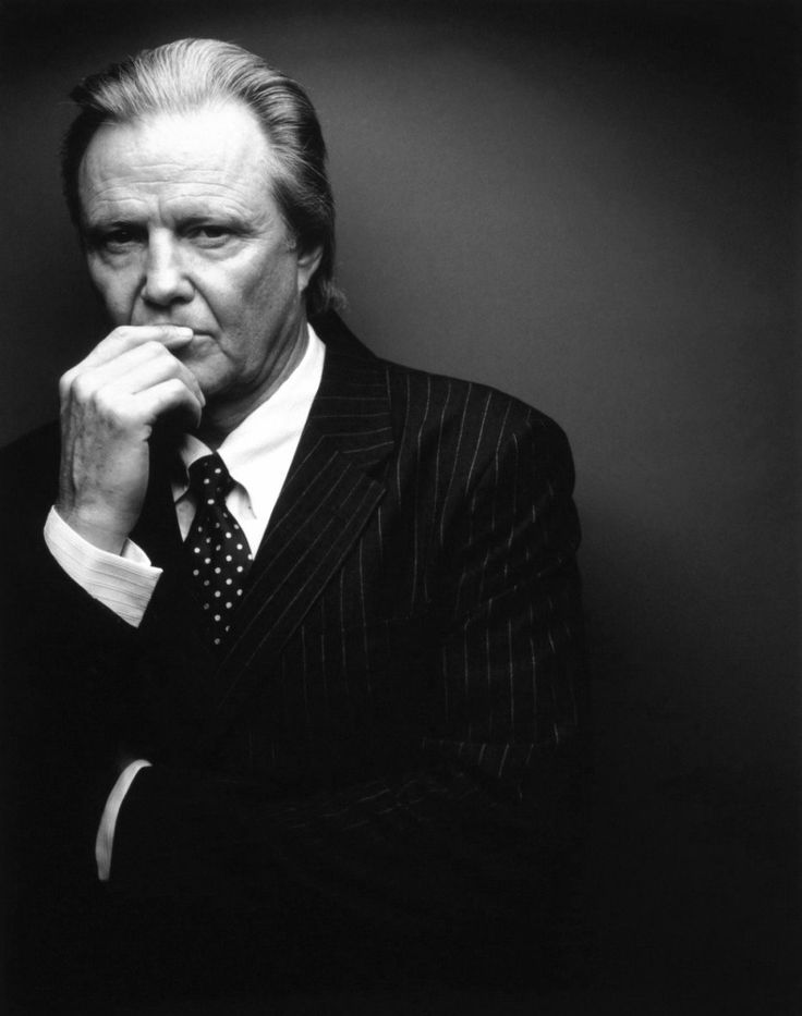 Jon VOIGHT (b. 1938) [] Active since 1963 > Born Jonathan Vincent Voight 29 Dec 1938 New York  > Spouses: Lauri Peters (1962-67 div); Marcheline Bertrand (1971-80 div) > Children: 2 (including Angelina Jolie).