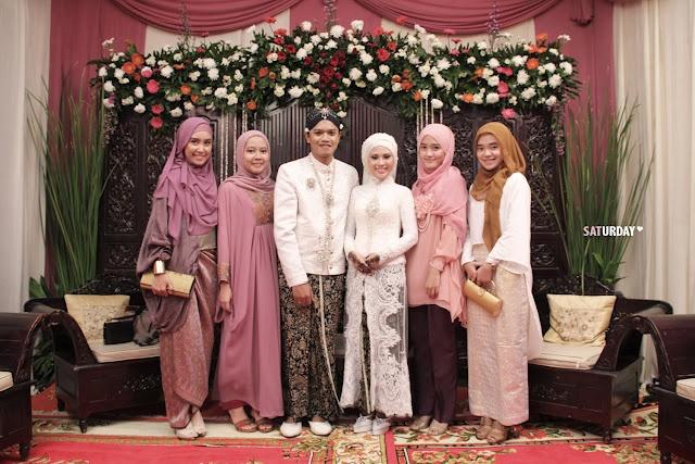 saturday: The Wedding Marathon :)