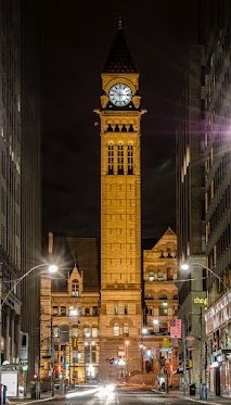Old City Hall. Toronto, Canada