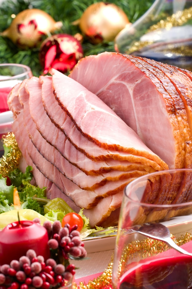 63 best Christmas Ham images on Pinterest | Holiday foods ...