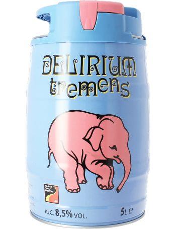 Fût 5L Delirium Tremens Fontaine SPI: La très célèbre bière Belge enfin en fût de 5L !