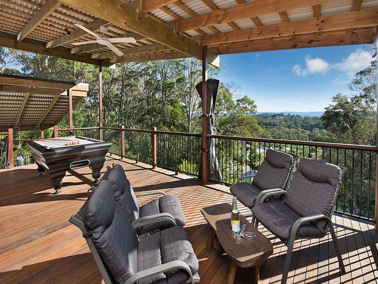 Laid back Sunshine Coast living from one of our verandahs | Tru-Built Builders Queensland