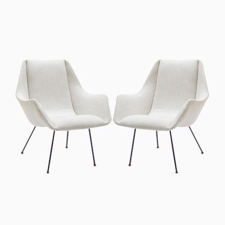 Brasilianische Sessel von Carlo Hauner & Martin Eisler für Forma, 1960... Jetzt bestellen unter: https://moebel.ladendirekt.de/kueche-und-esszimmer/stuehle-und-hocker/armlehnstuehle/?uid=ad39659d-fa5a-5c01-a340-fe9463904540&utm_source=pinterest&utm_medium=pin&utm_campaign=boards #kueche #esszimmer #armlehnstuehle #hocker #stuehle