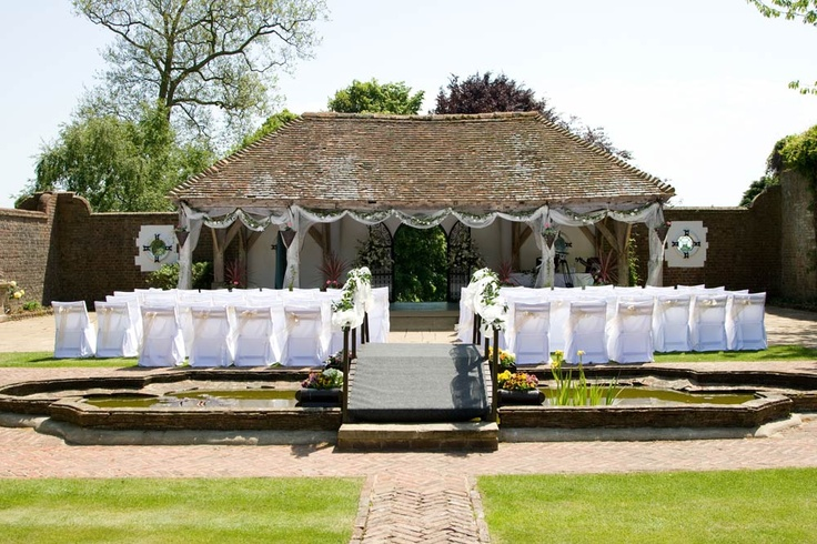Eastwell Manor weddings