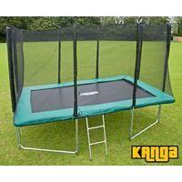 Kanga Blue 12ft trampoline package