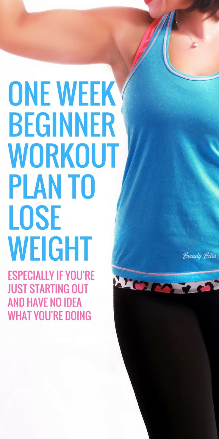 If you're new to working out - try this workout plan for beginners to lose weight and feel great daily! These workouts include great and easy exercises for beginners, especially complete beginners - for example if you're overweight and just starting out and want to stay healthy and lose fat. Choose the workouts you like and do them every day in the morning for 15 - 30 minutes!
