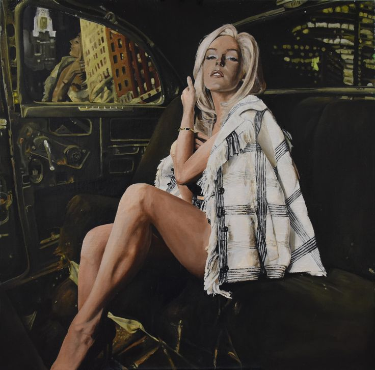 """Name: #CourtneyStodden #Model, #Singer, #Actress  Features  - Oil colour on canvas - Signed by the artist Measurements  - 60 x 60 cm / 24"""" W x 24"""" H Inch  Video on YouTube↓ (with © music by MM) https://youtu.be/Zm6SM3GM6Nw Other musical version without ads ↓ (Unofficial) https://youtu.be/MAht9M9tItI  #Art #Painting #Drawing #CreationByKK"""