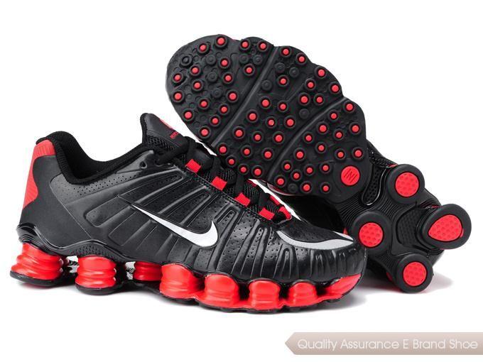 cheap for discount ca5f0 c5ff6 ... black red white Mens Nike Shox TLX Nike Shox TL1 ...