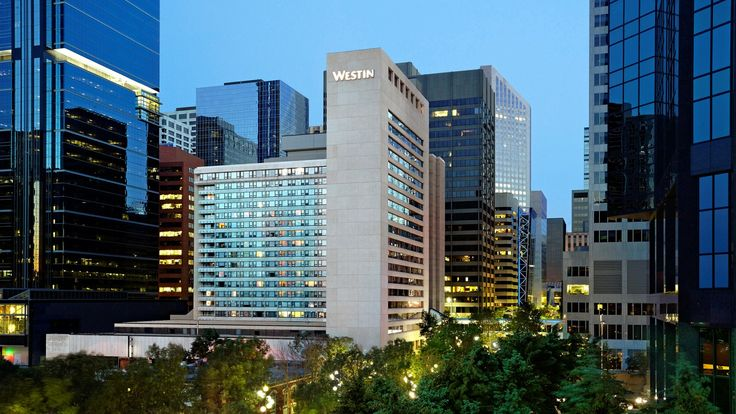 Looking for a place to stay? Try the Westin Calgary.