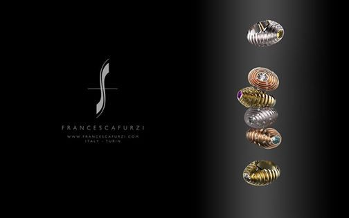 Whatever may be the choice, jewelry should add elegance to your look, not be jarring! http://www.francescafurzi.com/english/main.html