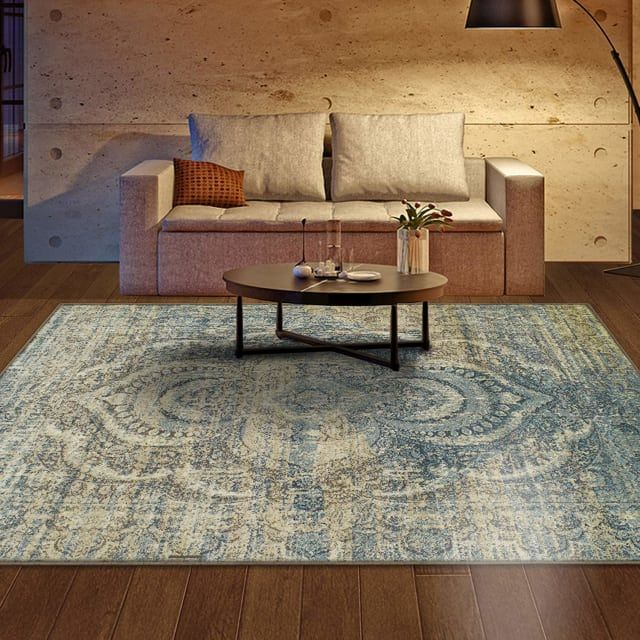 7 Under 100 Area Rugs On Amazon That Only Look Expensive