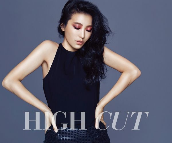 ~ Living a Beautiful Life ~ SISTAR's Bora in Pictorial For High Cut Magazine | Kpop Fans