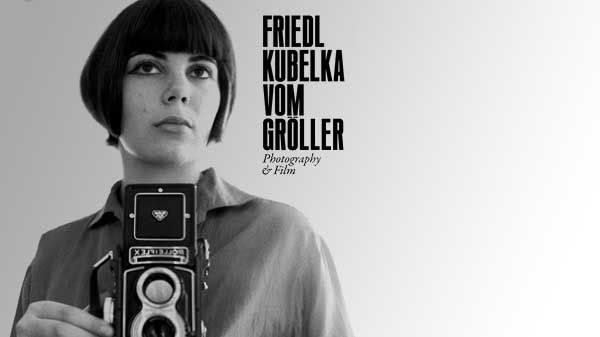 Friedl Kubelka Vom Gröller Book/DVD now available from LUX Shop - News - LUX