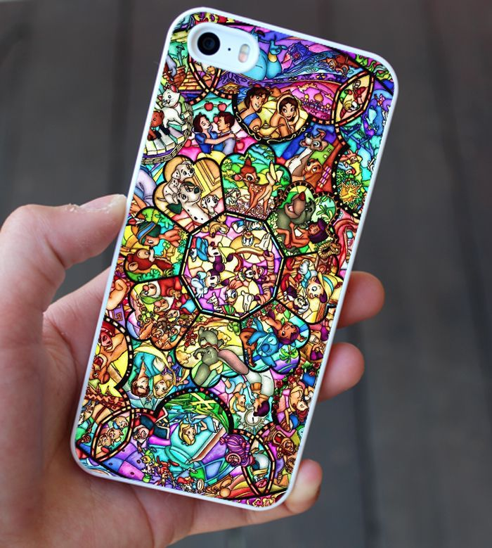 iPhone 5 Case, All Character Disney Case - PDA Accessories