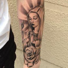 virgem maria tattoo - Pesquisa Google
