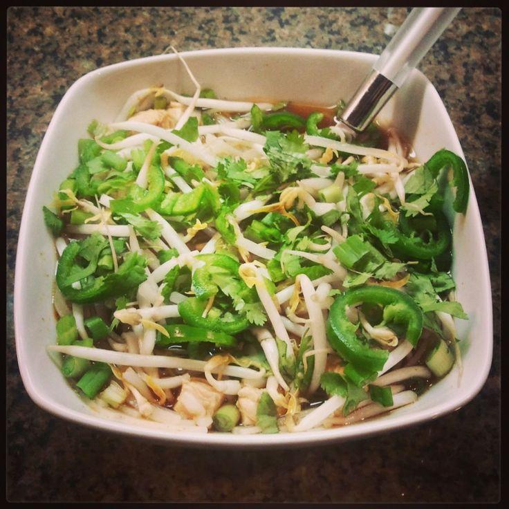 Thai Noodle Soup www.prettybitchescancooktoo.com