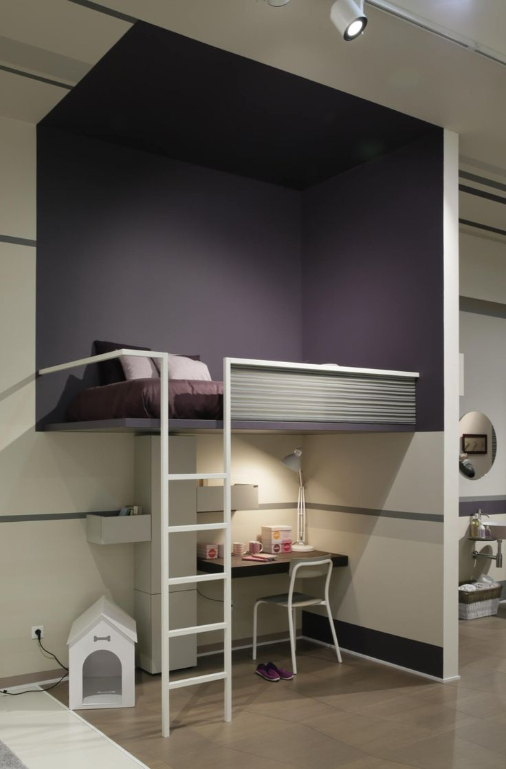 103 best images about hochbett loft bed on pinterest ikea kura hack kid loft beds and ikea kura. Black Bedroom Furniture Sets. Home Design Ideas