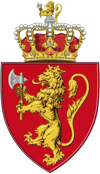Norway National Arms