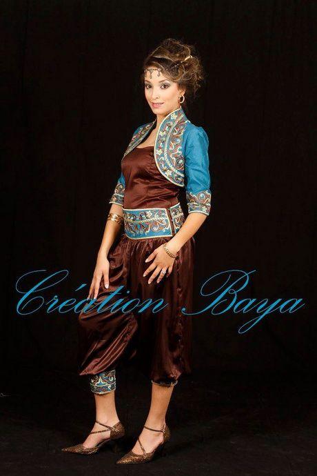 Robe kabyles 2016