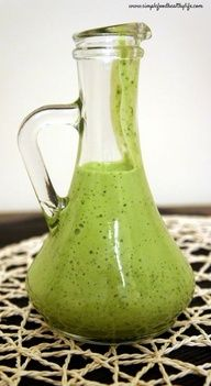 cilantro lime salad dressing get-in-my-belly
