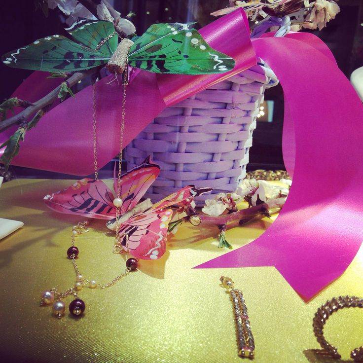 #necklace #yellowgold ##pearls #spring2015 #TEKAGIOIELLI #followme