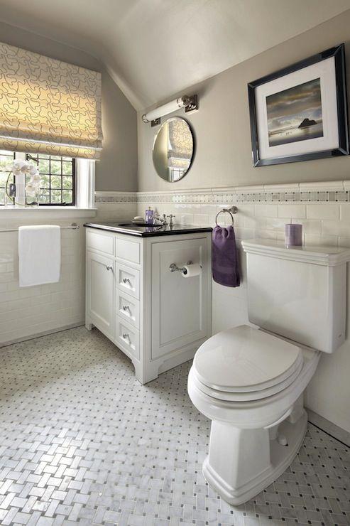 Lovely Bright Bathroom Idea For Family Bathroom
