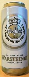 Warsteiner Premium Verum - Warsteiner Brauerei - Warstein, Germany - BeerAdvocate