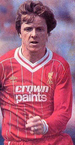 Steve Nicol Liverpool