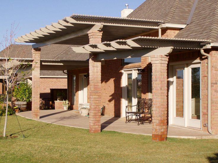 covered patio   Patio Covers Oklahoma City OK   Southwest Builders