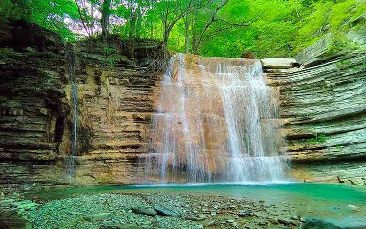 Джиппинг в Геленджике. Джиппинг на Долину водопадов реки Жане. Водопады в Геленджике. Заказать Джиппинг в Геленджике можно по тел: 8-918-058-04-83