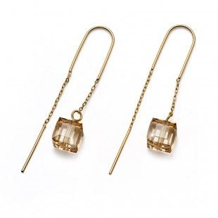 Beautiful jewelry by Oliver Weber with Swarovski Crystals | Oliver Weber Collection #women #jewelry #rhodium #gold #rosegold #OliverWeber #Swarovski #crystal #earrings