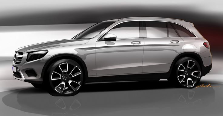 Mercedes-Benz GLC Crossover