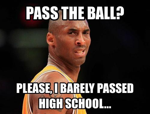 Kobe Bryant Memes - PandaWhale